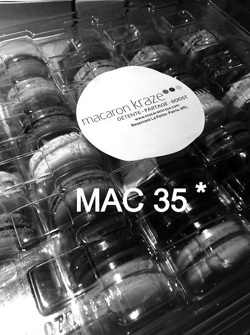 MAC 35 - contrat, Livraison INCLUS*