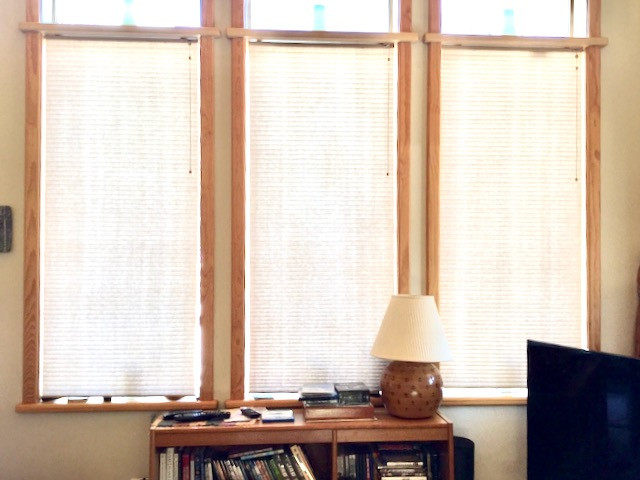 Cellular Shades For Transom Windows