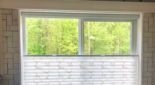 Graber Cordless Pleated Shades