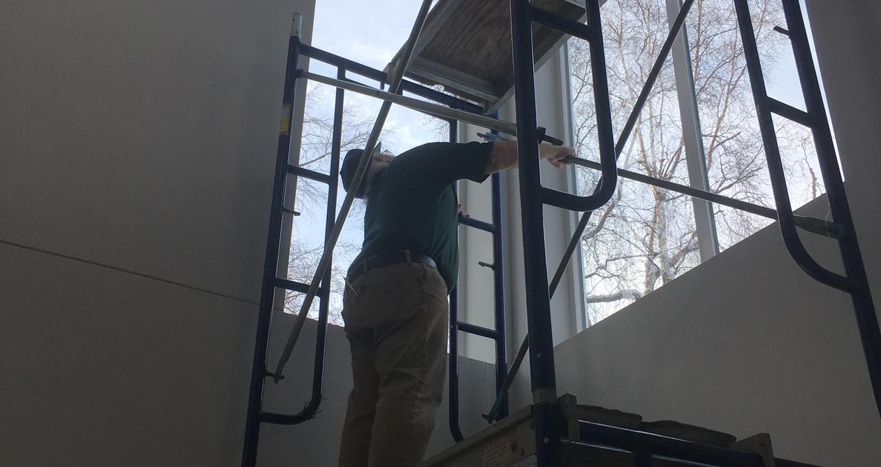 High Installations