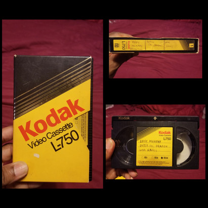 The Bombastic Beta tape review: Kodak?..yeah Kodak