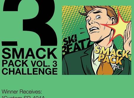 Smackpack vol3 Challenge