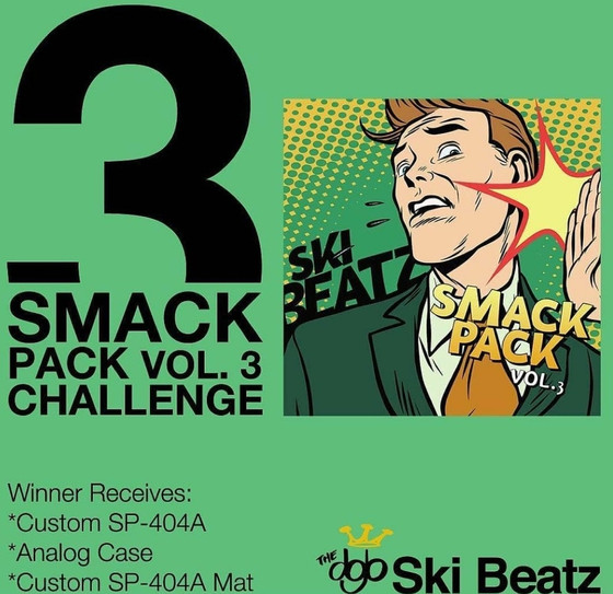 Smackpack vol3 Challenge