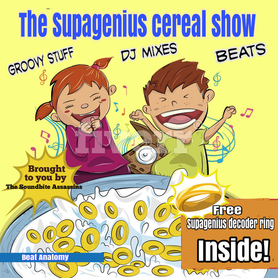 THE SUPAGENIUS CEREAL SHOW 1.25.20