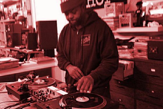 DJ Doodles aka Agent Carnage