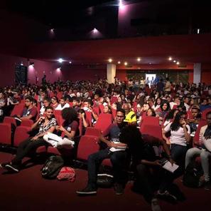 Público do Teatro Atheneu