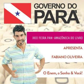 Belém do Pará recebe Fabiano