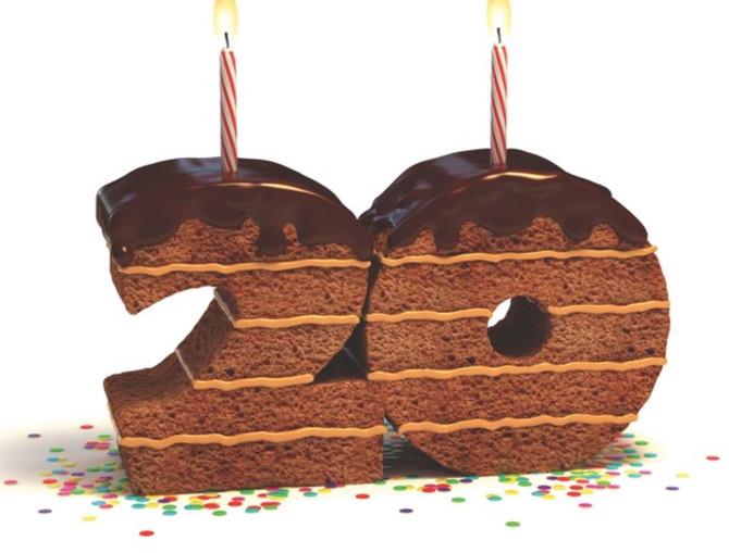 Celebrating 20 Years of Teaching German- and Feeling Old!
