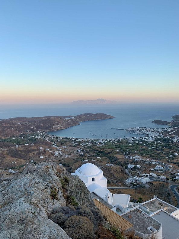 Serifos -My Favourite Greek Island