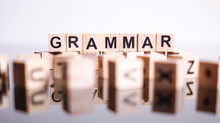 A-Z of Grammar Terminology. What is a definite, an indefinite article, an adjective etc.