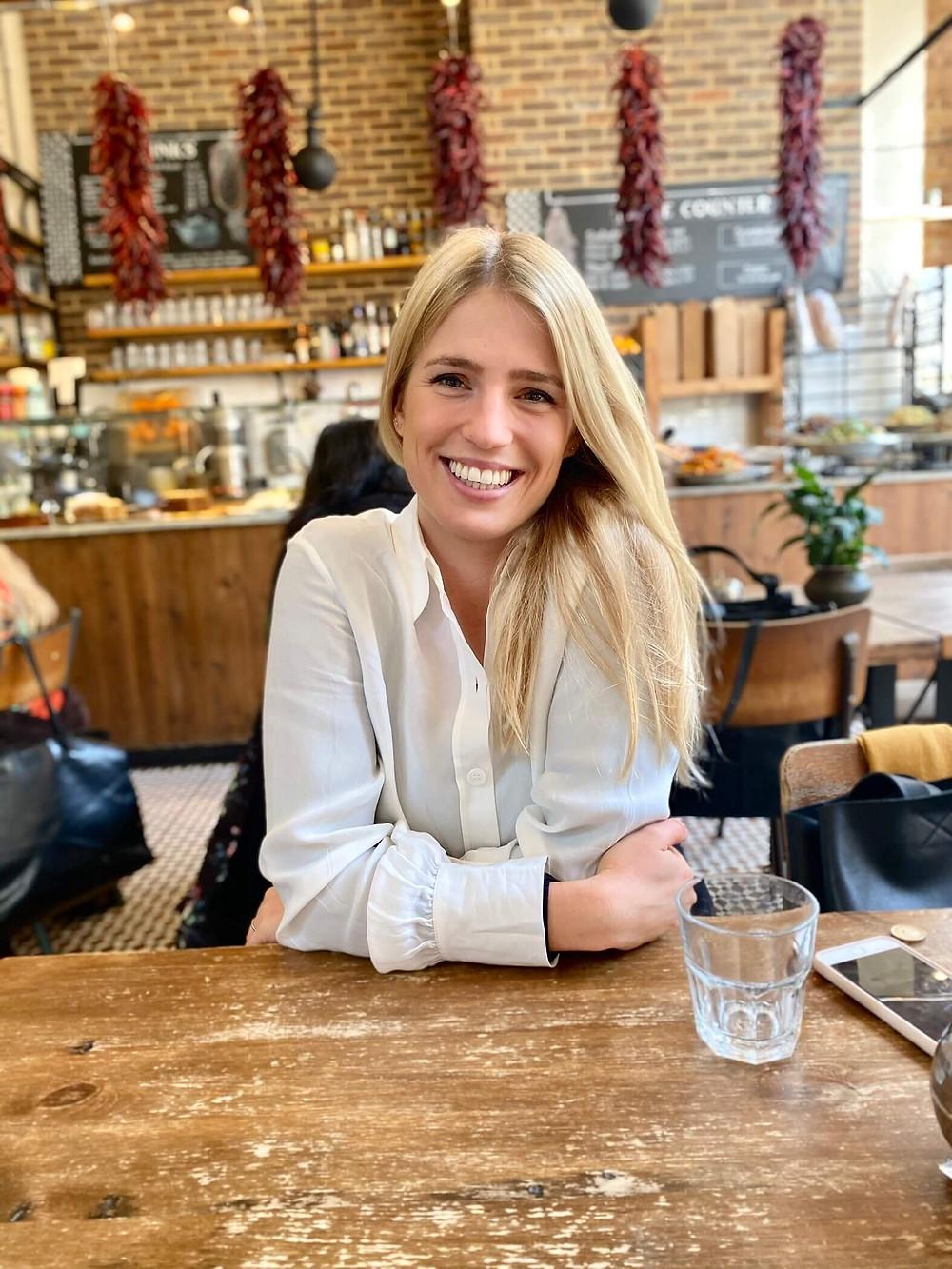 Your German tutor Annika of Olesen Tuition