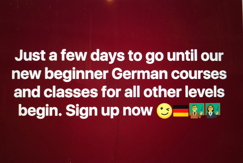 Beginner German courses in London and online https://www.olesentuition.co.uk/german-classes-london