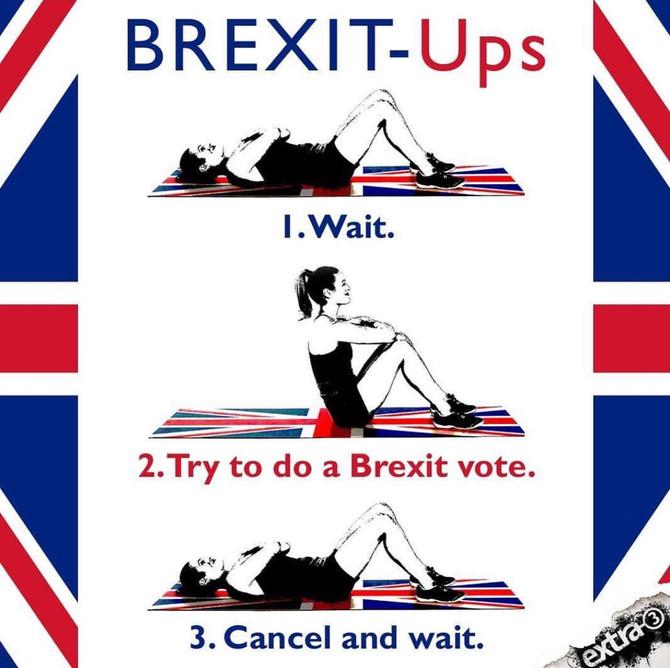 Brexit-Ups 😉