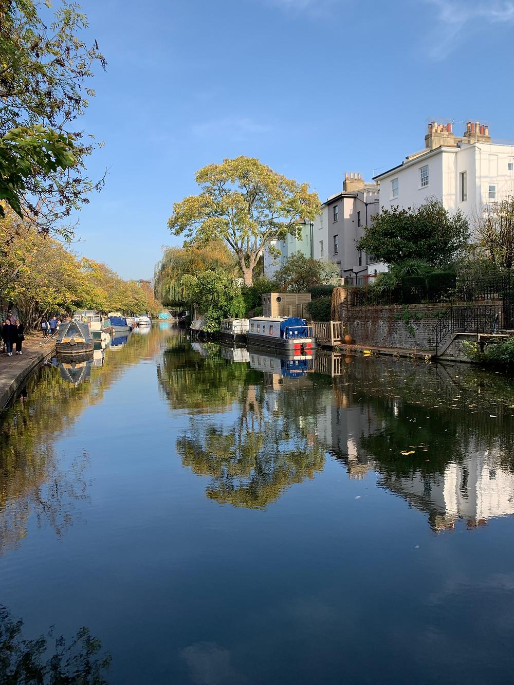 Regent's Canal, Primrose Hill