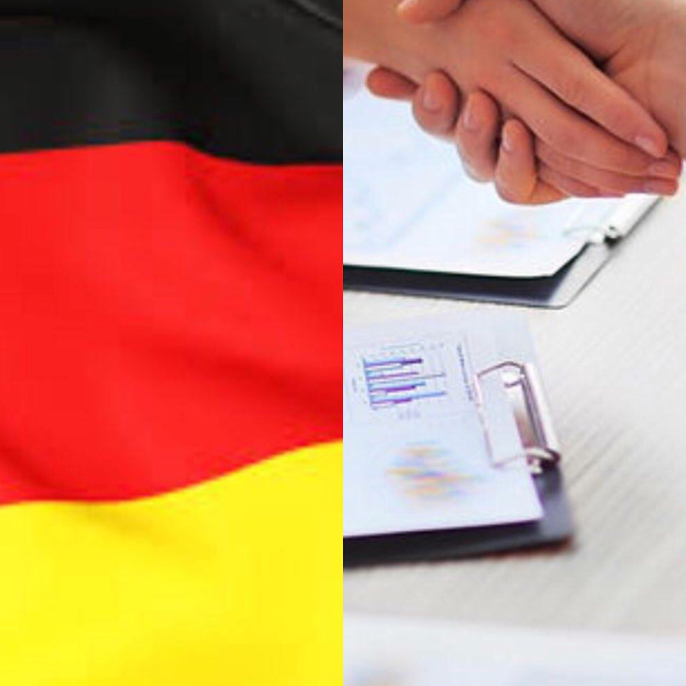 German language training in London and online at Olesen Tuition