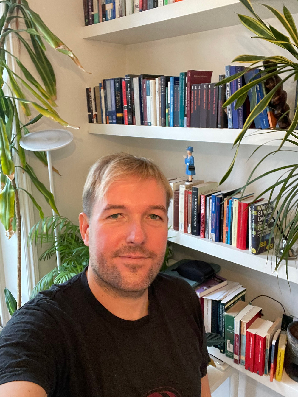 Jens Olesen- German tutor in London and online