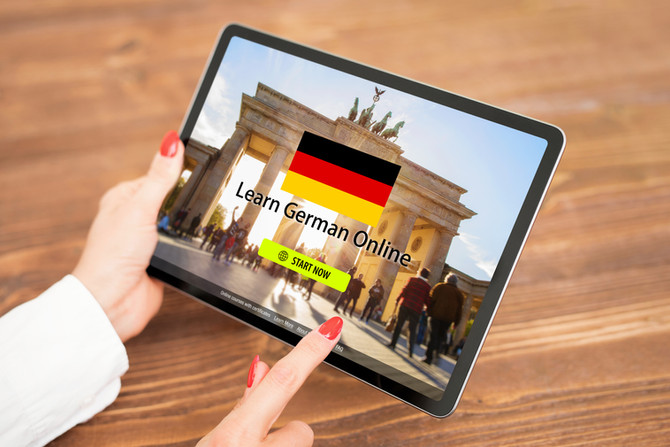 Sign up for one of our new German courses now
