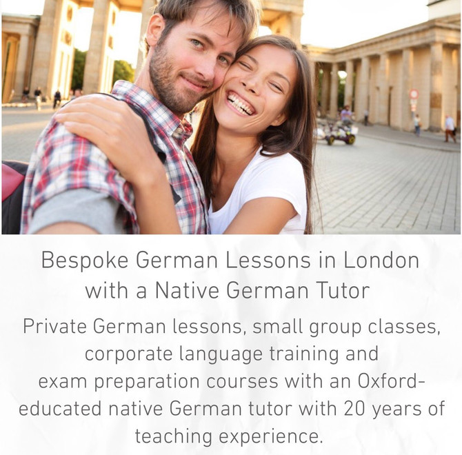 Are you looking for an experienced native German tutor?