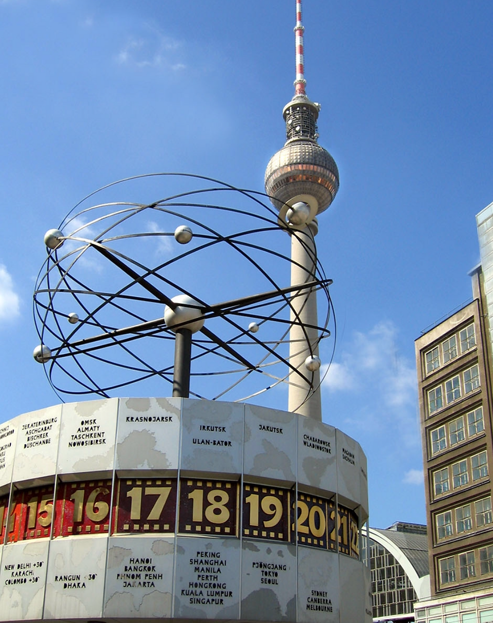 Do you love Berlin? Learn German with us and practice in Berlin