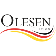 German language blog with Olesen Tuition logo