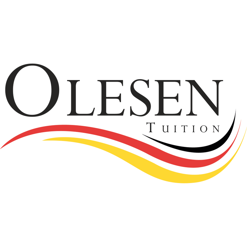 Olesen Tuition Logo. German Lessons London, Private German Lessons London