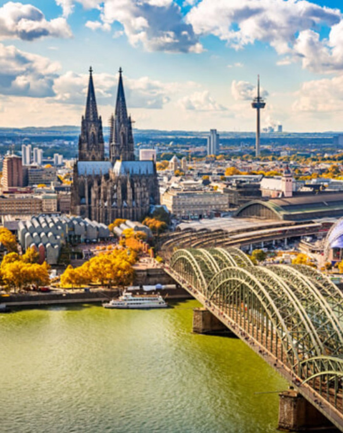 Cologne- Cathedral and more!