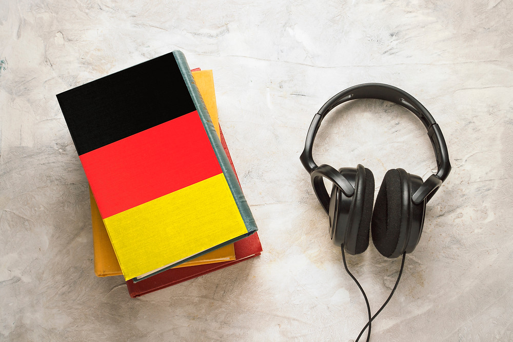 Learn German online with Olesen Tuition