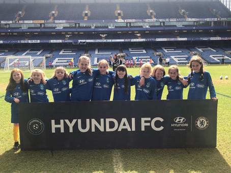 Photo from Barnoldswick Town Junior Girls Football Team