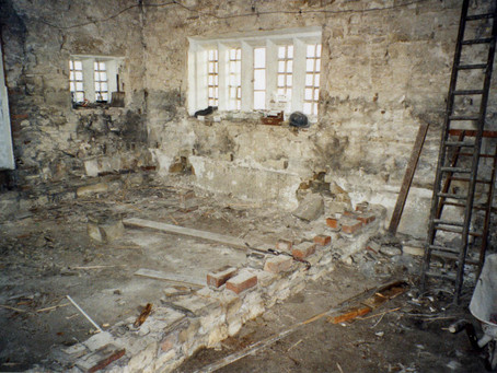 The Earby Mines Research Group Renovation Work