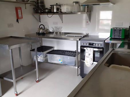 Shiney New Kitchen!!!