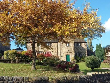 Autumnal photos of The Old Grammar School