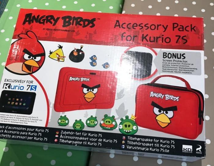 Carry bag for a kurio 7.5