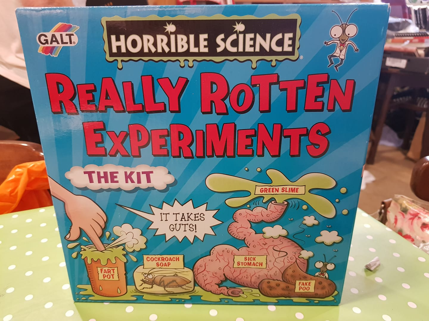 horrible science