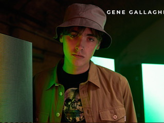 Gene Gallagher features in the new PS Paul Smith campaign