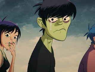 Gorillaz Debut Final Instalment of Video Series - 'The Lost Chord'