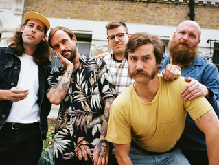IDLES release trailer for documentary 'Don't Go Gentle'