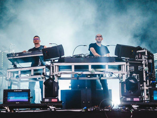 Album Review: The Chemical Brothers' 'No Geography'