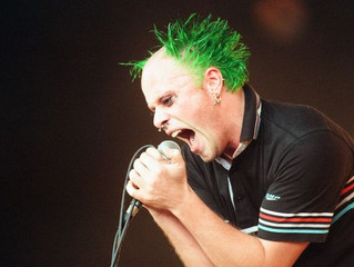The Prodigy's Keith Flint found dead, aged 49.