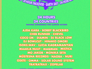 Reform Are Hosting A 24 Hour Livestream To Celebrate Earth Day