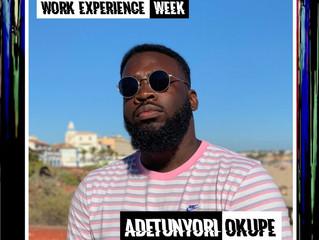 Meet The Team: Adetunyori Okupe