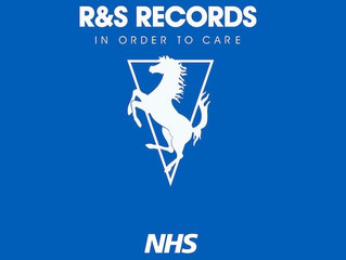 R&S Records release 41-track charity compilation in aid of NHS, In Order To Care
