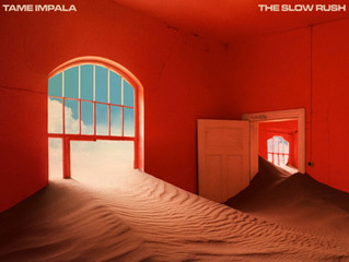 Album Review: Tame Impala - The Slow Rush