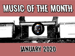Music of the Month: January 2020