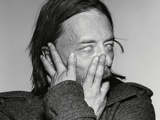 Thom Yorke debuts new song 'Plasticine Figures' on The Tonight Show