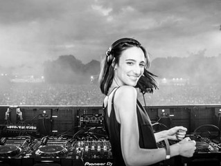 Amelie Lens: Taking the electronic dance scene by storm