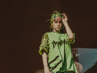 Billie Eilish exceeds all expectations with iconic performance at Leeds Festival