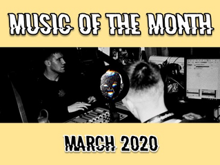 Music of the Month: March 2020