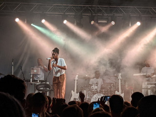 Little Simz ends 2019 with a seamless performance in Leeds