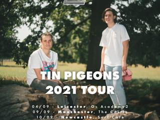 Tin Pigeons Announce UK Tour