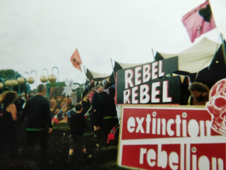 Interview: Extinction Rebellion